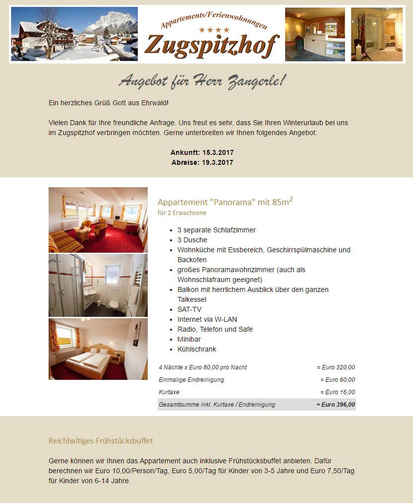 EasyGuestmanagement - Hotelprogramm mit elektronischer ...